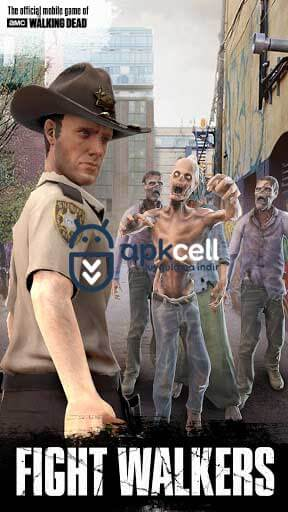 The Walking Dead Our World v5.1.0.4 FULL APK – TAM SÜRÜM