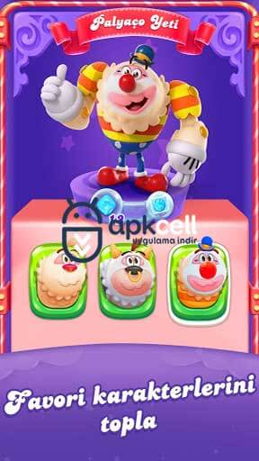 Candy Crush Friends Saga v1.15.12 MOD APK – MEGA HİLELİ