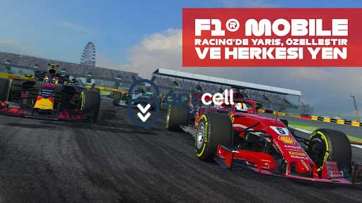 F1 Mobile Racing v1.5.8 FULL APK – TAM SÜRÜM
