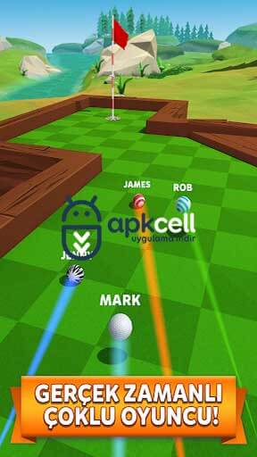 Golf Battle v1.5.0 FULL APK – TAM SÜRÜM
