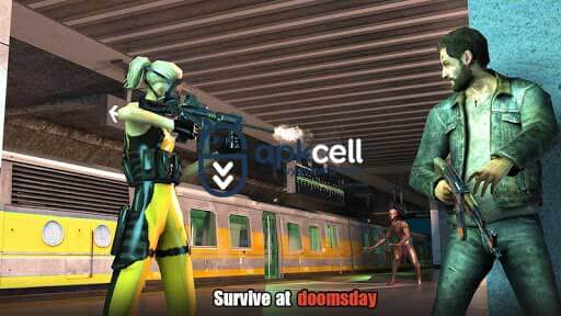 Hopeless Raider Zombie Shooting Games v1.6 MOD APK – MEGA HİLELİ