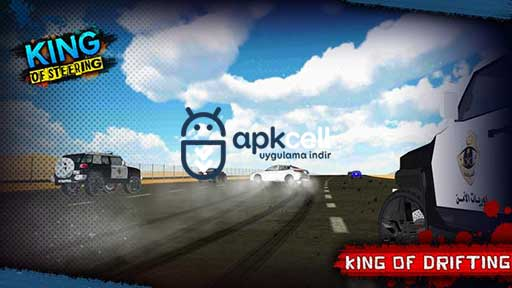 King of Steering v3.5.55 MOD APK – PARA / ARABA HİLELİ