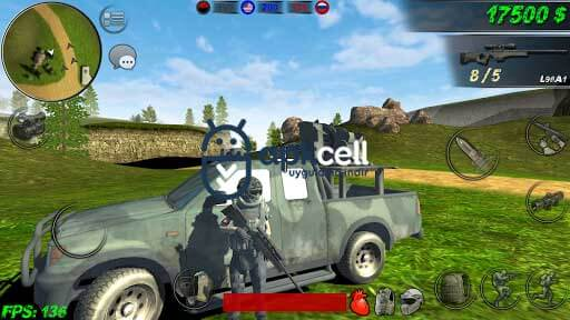 Land Of War v1.0 MOD APK – PARA HİLELİ