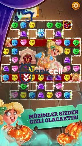 Queen of Drama v1.2.5 MOD APK – CAN HİLELİ