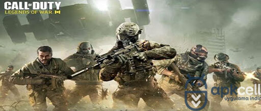 Call of Duty Mobile v1.0.9 FULL APK – ERKEN ERİŞİM