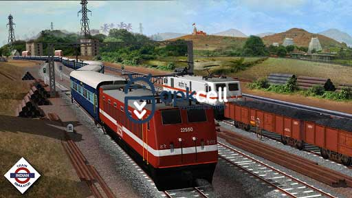 Indian Train Simulator v19.0.5.6 MOD APK – KİLİTLER AÇIK