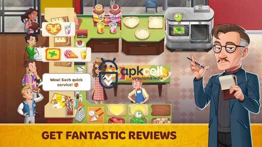 Cooking Diary Best Tasty v1.8.1 Android Para Hileli MOD APK İndir