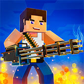 Grand Pixel Wars Open World v1.0.7 MOD APK – PARA HİLELİ