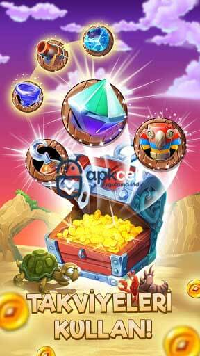 Pirates Pearls v1.7.1100 Android Can Hileli MOD APK İndir