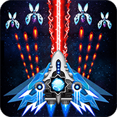 Space Shooter Galaxy Attack v1.400 Android Elmas Hileli MOD APK İndir