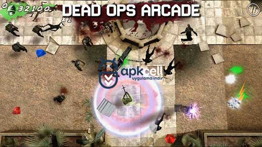 Call of Duty Black Ops Zombies v1.0.12 MOD APK – PARA HİLELİ