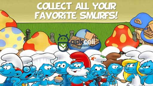 Smurfs and the Magical Meadow v1.10.00 MOD APK – IAP HİLELİ