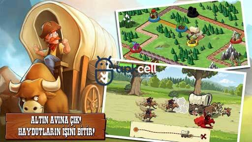 The Oregon Trail Settler v2.8.8b Android Para Hileli MOD APK İndir