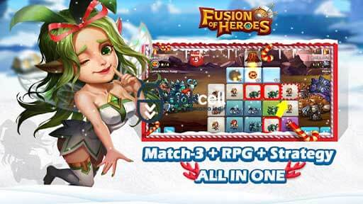 Fusion of Heroes v2.3 Android FULL APK İndir