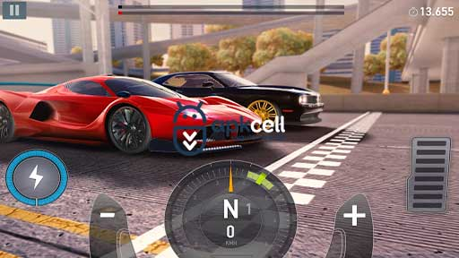 Top Speed 2 v1.00.8 Android Para Hileli MOD APK İndir