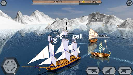 World Of Pirate Ships v3.6 Android Para Hileli MOD APK İndir