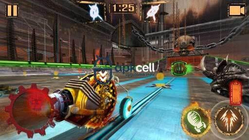 Rocket Car Ball v1.8 Android Para Hileli MOD APK İndir