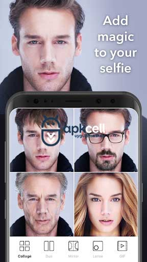 FaceApp v3.4.9 Android FULL APK İndir