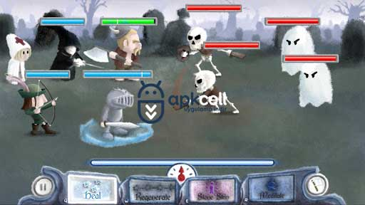 Healers Quest Pocket Wand v1.0.03 Android FULL APK İndir