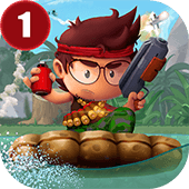 Ramboat Jumping Shooter Game v4.1.1 MOD APK – PARA HİLELİ