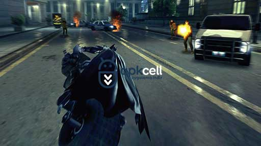 The Dark Knight Rises v1.2.0 Android Para Hileli MOD APK İndir