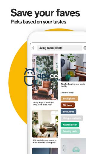 Pinterest v7.28.0 Android FULL APK İndir
