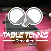 Table Tennis Recrafted v1.02 Tam Sürüm – FULL APK