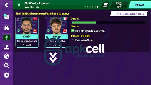 Football Manager 2020 Mobile v11.0.5 Tam Sürüm – FULL APK