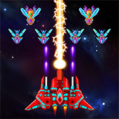 Galaxy Attack Alien Shooter v32.5 MOD APK – Para Hileli