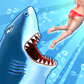 Hungry Shark Evolution v7.6.0 MOD APK – Mega Hileli