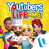 Youtubers Life Gaming Channel v1.6.2 Para Hileli – MOD APK