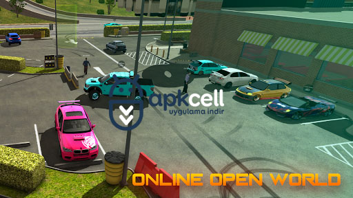Car Parking Multiplayer v4.6.8 Para Hileli – MOD APK