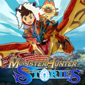 Monster Hunter Stories v1.0.2 TAM SÜRÜM – FULL APK