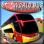 World Bus Driving Simulator v1.13 MOD APK – PARA / OTOBÜS HİLELİ