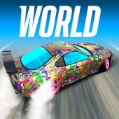 Drift Max World v1.81 PARA HİLELİ – MOD APK