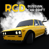 Russian Car Drift v1.8.12 PARA HİLELİ – MOD APK