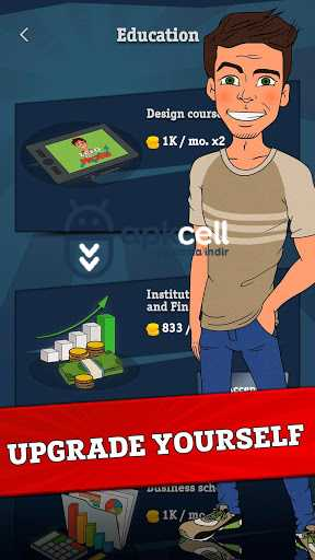 From Zero to Hero Cityman v1.5.20 MOD APK – PARA HİLELİ